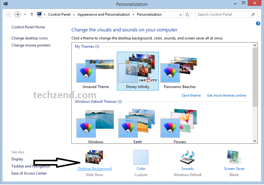 Officially Download Themes For Windows 8 1 from Microsoft [How To]