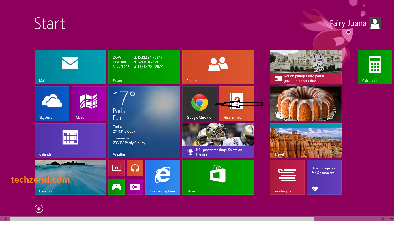 how to find what version of windows 8 i have