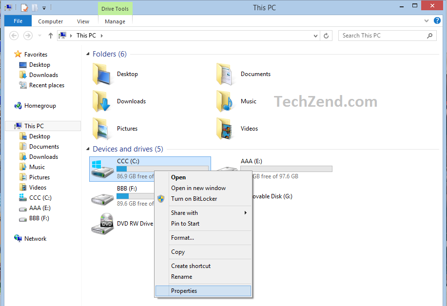 Delete windows. Old folder in windows 8. 1 [how to].