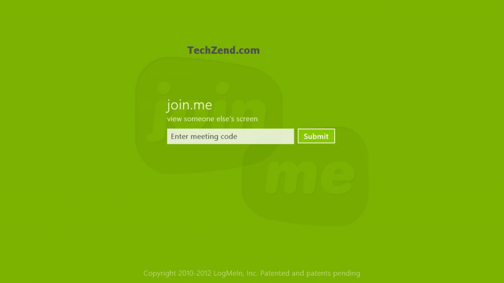 join.me Login