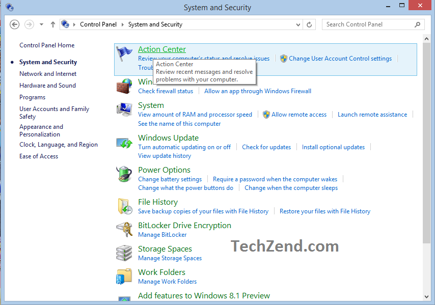 How to Turn off SmartScreen Filter in Windows 7