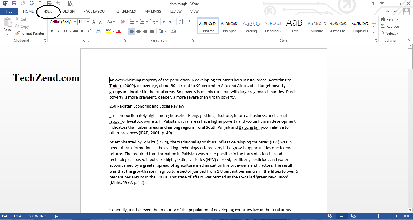 how to add word document to dropbox