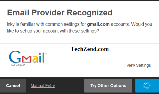 Inky-Automatically recognizing Email Provider-2