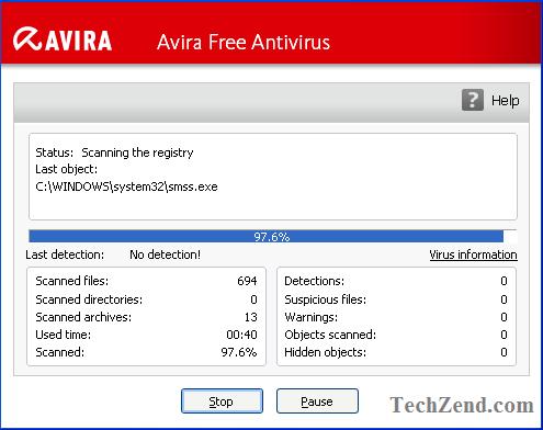 Avira Antivirus-7