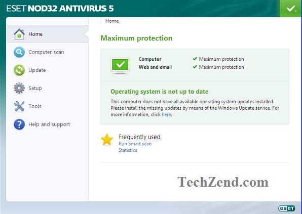 ESET Antivirus-9