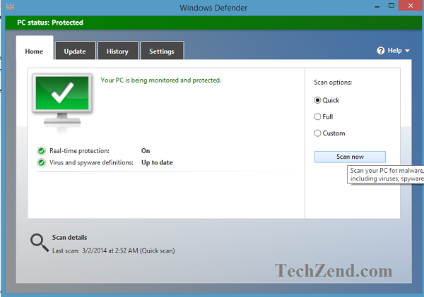 Microsoft Windows Defender-3