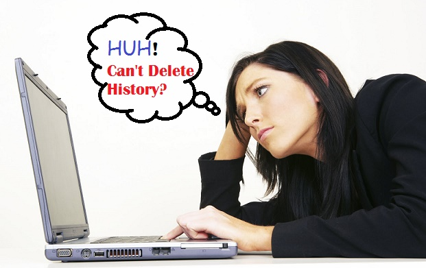 Stop Others from Deleting Browsing History of Internet Explorer