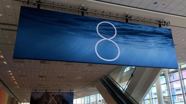 iOS 8 at WWDC 2014