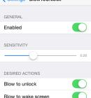 BlowToUnlock-settings