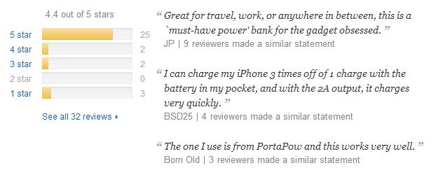 EasyAcc case reviews
