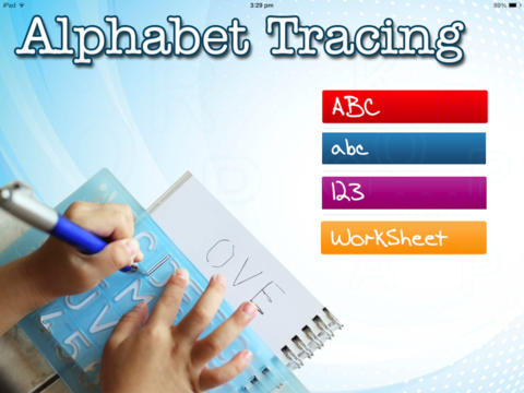 Interactive Alphabet Tracing 3
