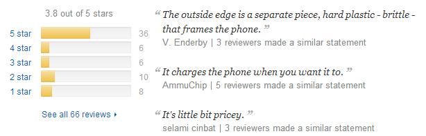 Voltanium Case reviews