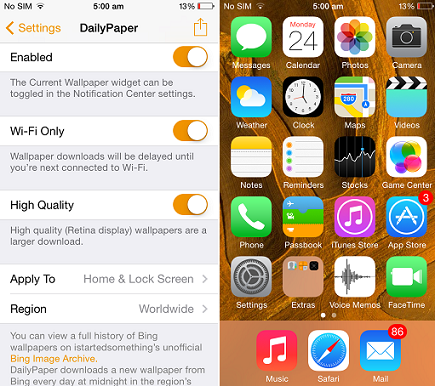 DailyPaper Jailbreak Tweak