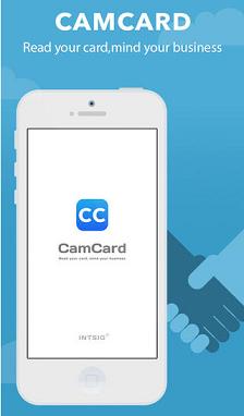CamCard iOS 8