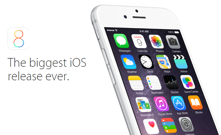 Download and Install iOS 8 Final