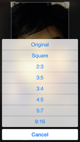 Photo Editing - iOS 8