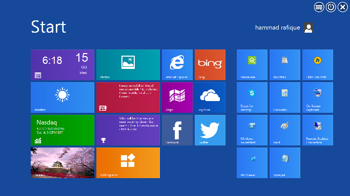 Get Modern UI in Windows 10