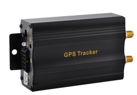 Sourcingbay GPS Tracking Device Black