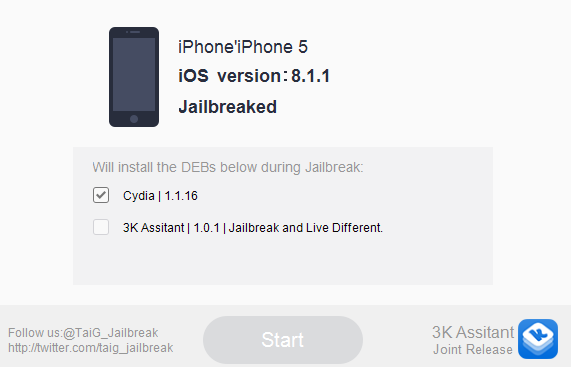 Jailbreaked Successfully