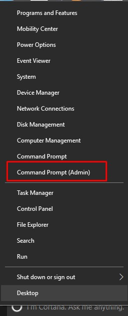 how to fix registry errors using command prompt