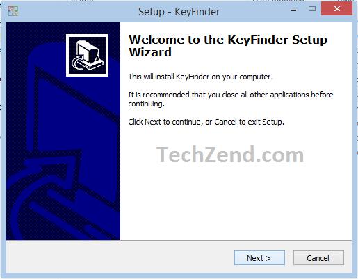 Download Key Finder for Windows 8.1