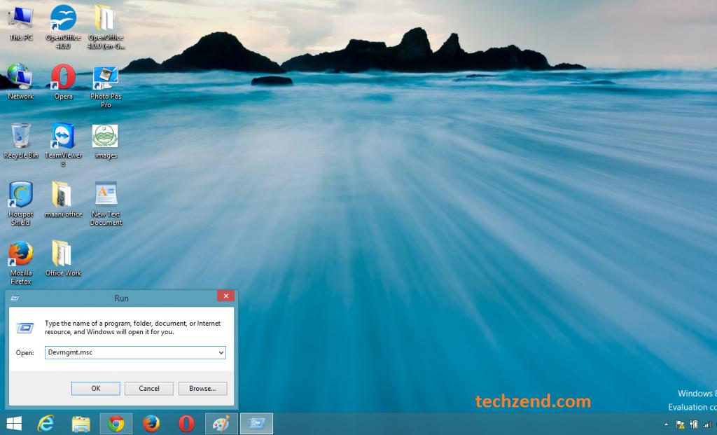 Device Management command
