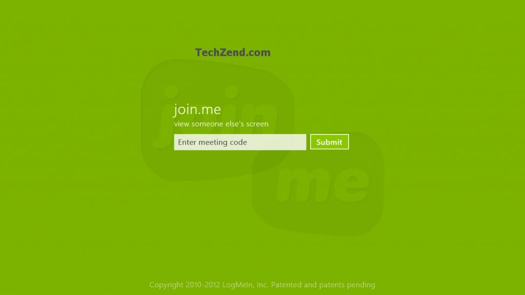join.me Login