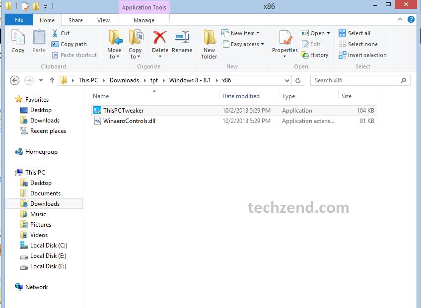 ThisPCTweaker File