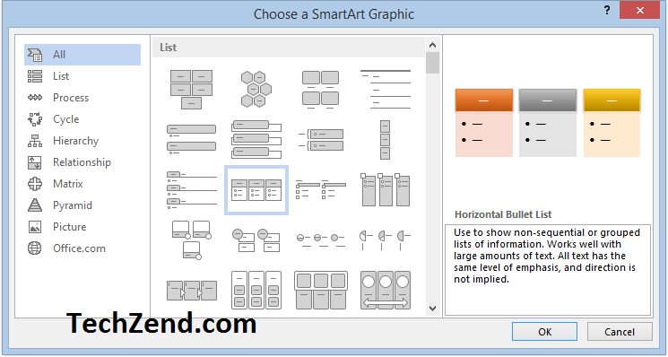 Choose a Graphic to Add in Document-3
