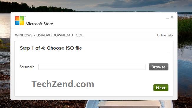 Create Bootable USB Flash Drive-1