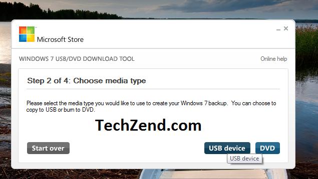 Select USB-3