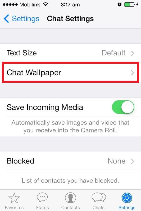 chat wallpaper
