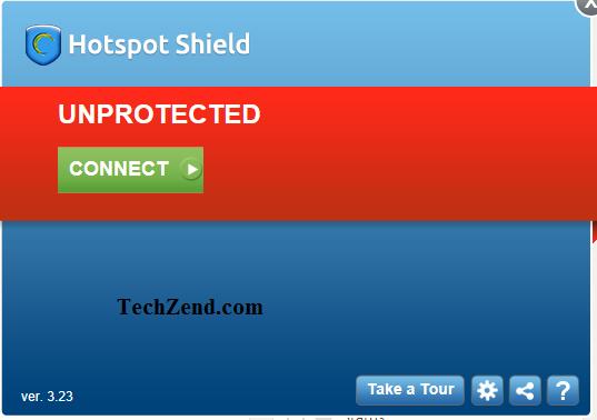 Hotspot Shield-Connect