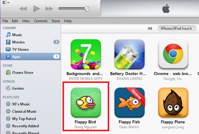 Drag-drop flappy bird