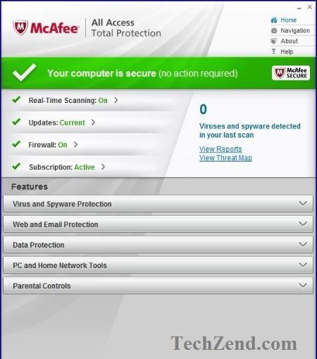 McAfee Antivirus-11