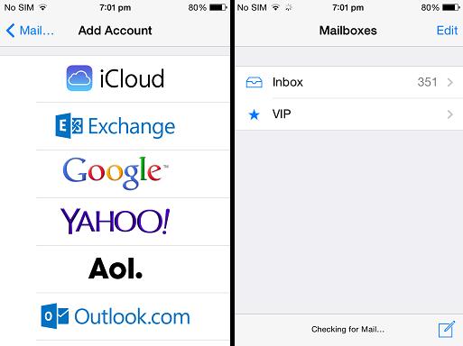Apple Mail [Built-in iOS App]