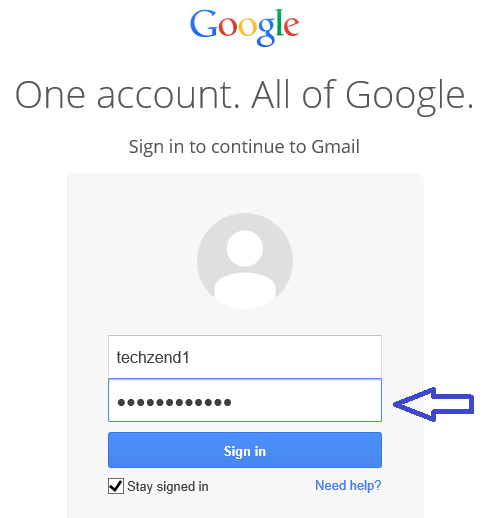 Removed Password Reveal Button