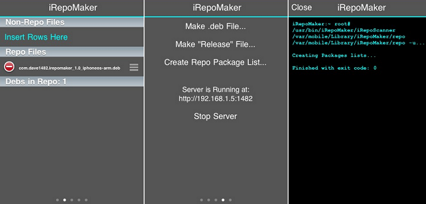 Repo Maker Features
