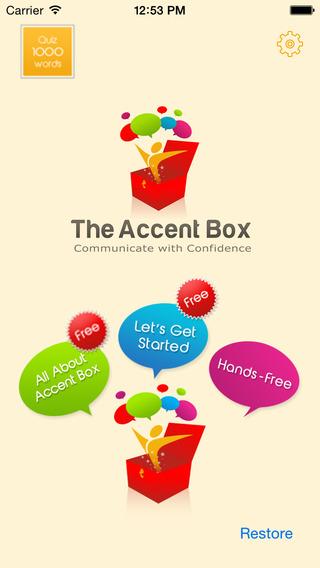 Accent Box 2