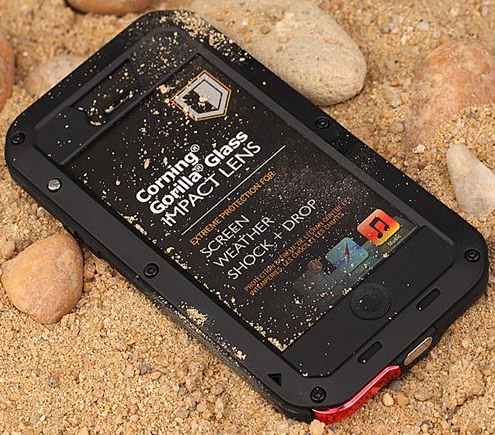 Extreme Protection Case for iPhone