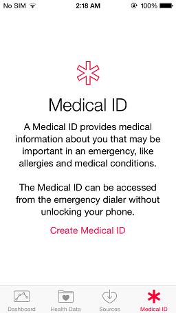 Healthkit - iOS 8