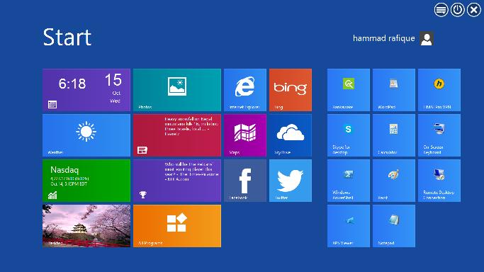 Get Modern UI in Windows 10