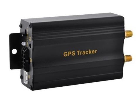 Sourcingbay GPS Tracking Device Black