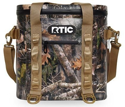 Soft Pack Cooler - Camouflage