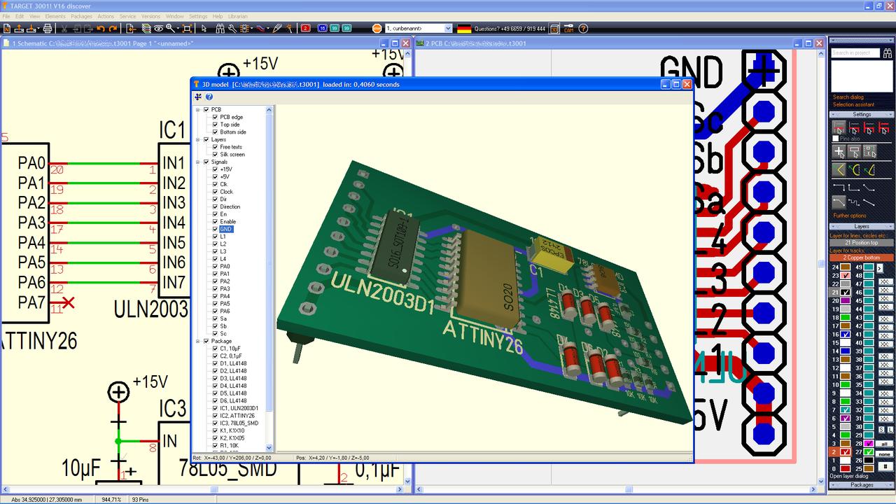 Designing A PCB